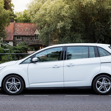 Ford Grand C-Max 1.5 TDCi Titanium
