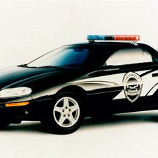 Chevrolet Camaro Police Vehicle