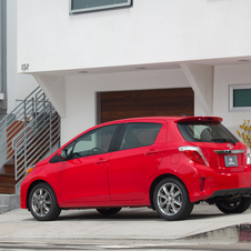 2012 Yaris Gets US Reveal