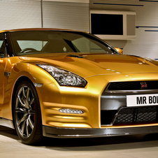 Anyone from a market where the GT-R is sold can bid on the car