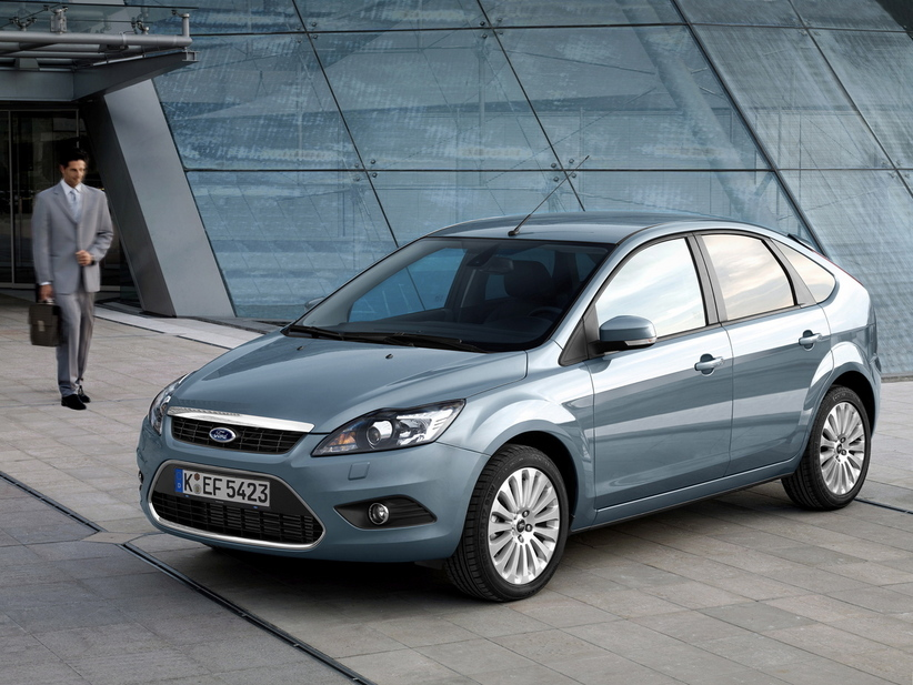 Ford Focus 2.0i Automatic