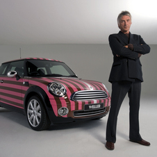 MINI (BMW) Cooper by Paul Weller