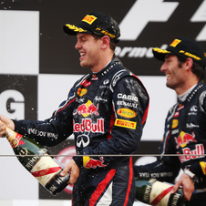 The party on the Korean Grand Prix