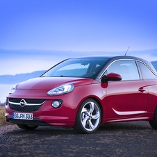 Opel Adam 1.0 Turbo Slam
