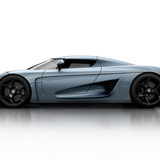 In terms of design the Regera gets a softer front-end design compared to the one from the Agera
