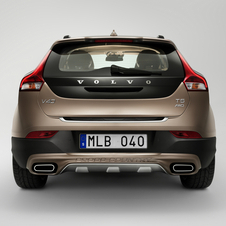 O lançamento do Volvo V40 Cross Country visa especialmente os compradores europeus e chineses