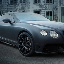 Bentley Continental GTC Duro