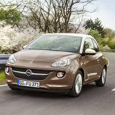 Opel Adam 1.0 Turbo Jam
