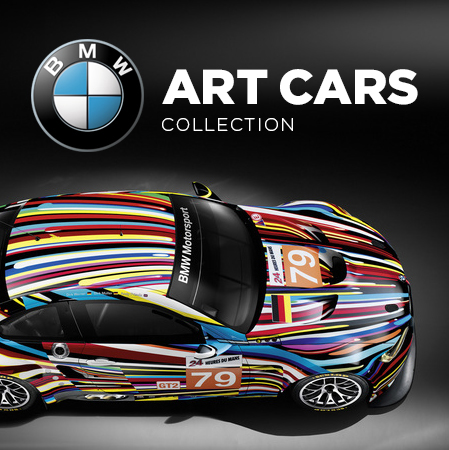 The BMW Art Cars Collection
