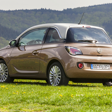 Opel Adam 1.0 Turbo Glam