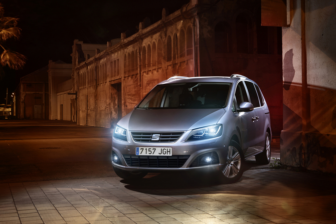 Seat Alhambra 2.0 TDI CR Style Advanced DSG
