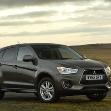 Mitsubishi ASX 1.6 ClearTec Cross City