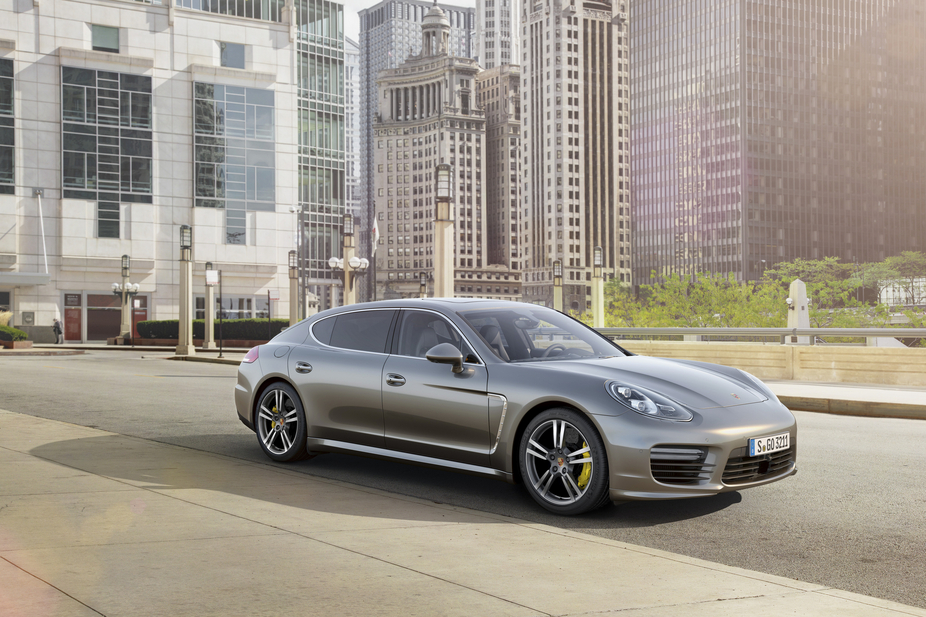 Porsche Panamera Turbo S Executive PDK