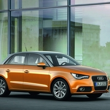Audi A1 Sportback 1.4 TFSI Attraction