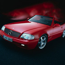 Mercedes-Benz SL 280 6V