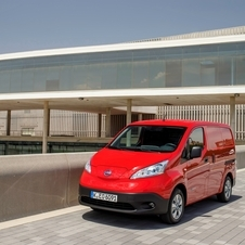 Nissan e-NV200 Van Basic Pack Plus