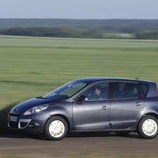 Renault Scenic 1.9 dCi 130 Dynamique TomTom