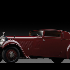 Rolls-Royce Phantom II Continental Sports Coupé by Freestone & Webb