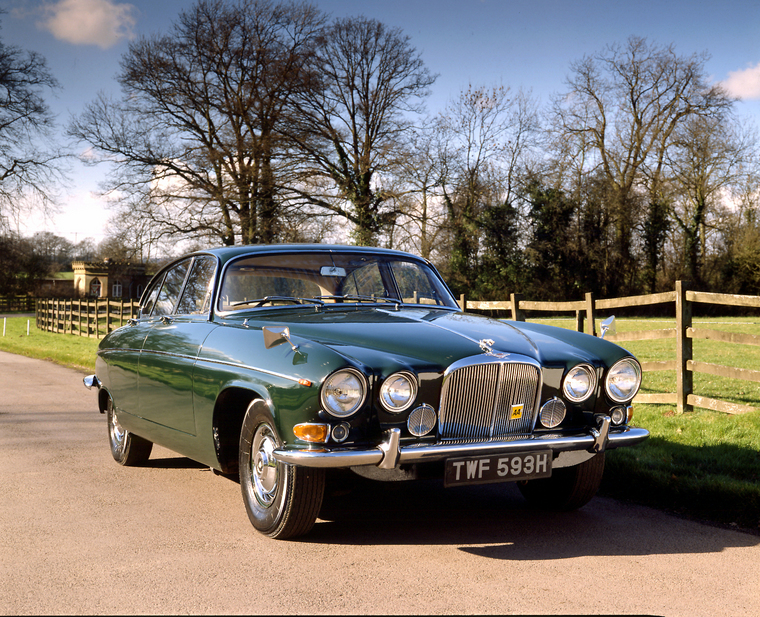 Jaguar Mark X Automatic
