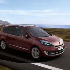 Renault Grand Scenic 1.5 dCi Dynamique TomTom S/S