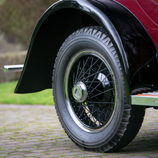 Rolls-Royce Phantom I Derby Speedster