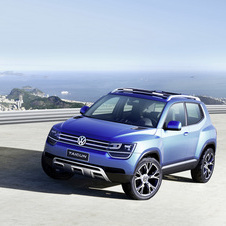 The Taigun is just a day old, but it is already clear that VW wants to build it.