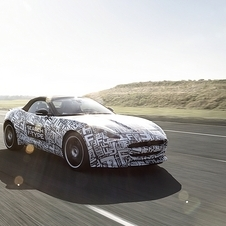 Martin Brundle Introduces the Jaguar F-Type in Video
