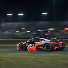 Audi R8 Grand Am Debuts at Daytona 24 Hours