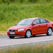 Volvo S40 2.0 D Automatic