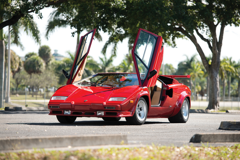 Lamborghini Countach Lp5000s Qv 33 Photos And 74 Specs