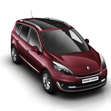 Renault Grand Scenic 1.6 VVT Dynamique TomTom