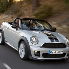 MINI launches Roadster to add a sixth model to its range
