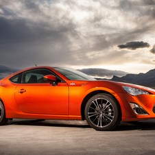 Scion introduced two models this year. The FR-S is the brand's first real sports car.