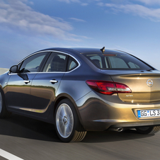 Opel says this will be the final variant of the Astra