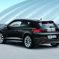 Volkswagen Scirocco Million 2.0 TSI