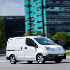 Nissan e-NV200 Van Flex Basic