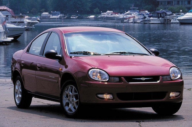 Chrysler Neon SE