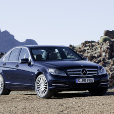Mercedes-Benz C 250 CDI BlueEfficiency Avantgarde 7G-Tronic