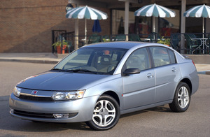 Saturn ION Sedan Automatic