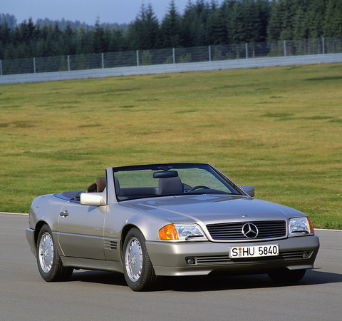 Mercedes-Benz SL 280 AT
