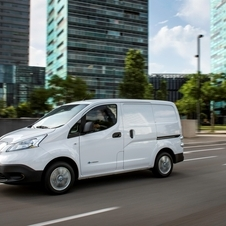 Nissan e-NV200 Van Flex Basic Pack Plus+C6kW