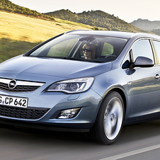 Opel Astra Sports Tourer 1.3 CDTI DPF ecoFlex Enjoy