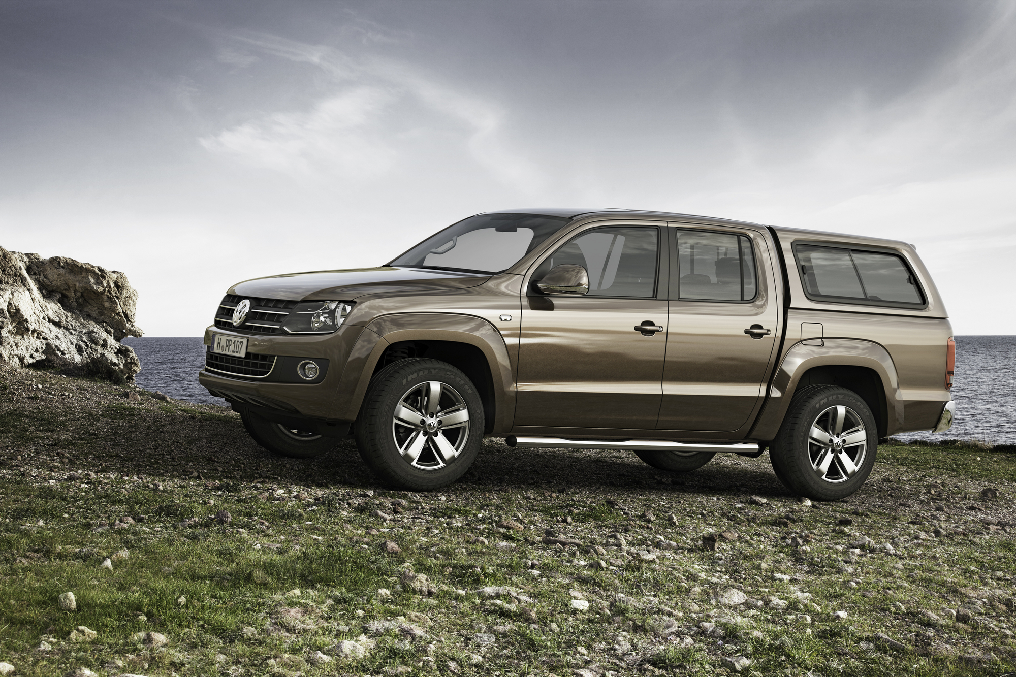 Volkswagen Amarok 2 0 Bi Tdi Highline 4wd Slideshow
