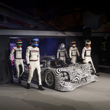 Porsche is aiming to take an overall win at Le Mans this year
