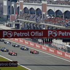 The Turkish Grand Prix will likely replace New Jersey