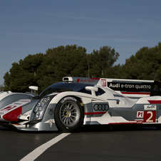 The R18 E-tron Quattro has its debut race this weekend at Spa