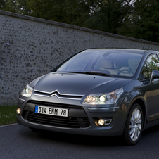 Citroën C4 1.6 HDI 90 Seduction