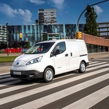 Nissan e-NV200 Van Flex Basic Pack Plus