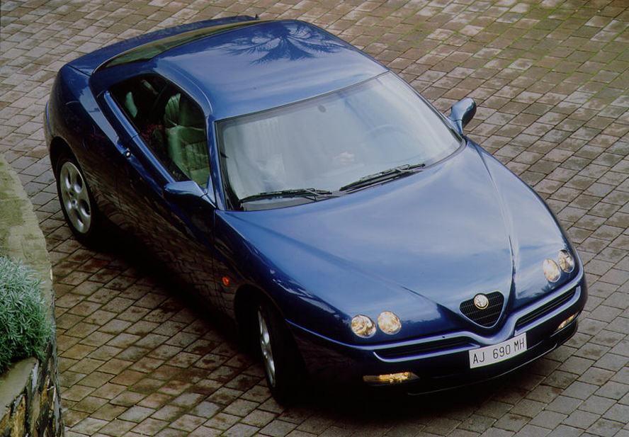 Alfa Romeo Gtv 2 0 Twin Spark 2 Photos And 78 Specs
