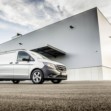 Mercedes-Benz Vito Tourer 6L Base Compact 116CDI/32